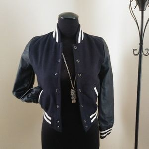 Old Navy Baseball Jacket